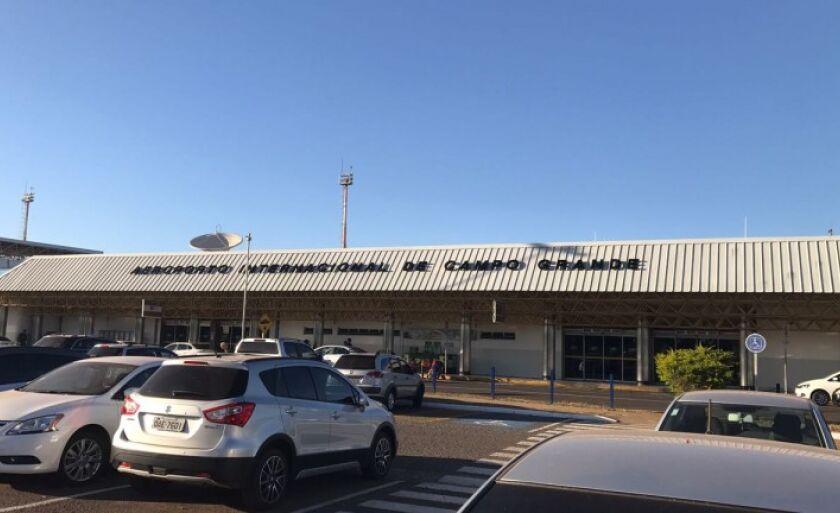 'O aeroporto hoje é indigno para Campo Grande', afirmou Marun à CBN