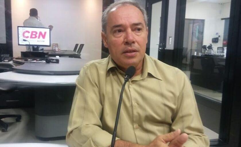 Zootecnista e pesquisador da Embrapa Gado de Corte Fernando Reis em entrevista à CBN Campo Grande neste sábado (10)