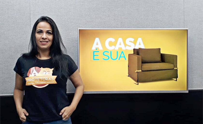 Charlene Santana - Protetoras Três Lagoas