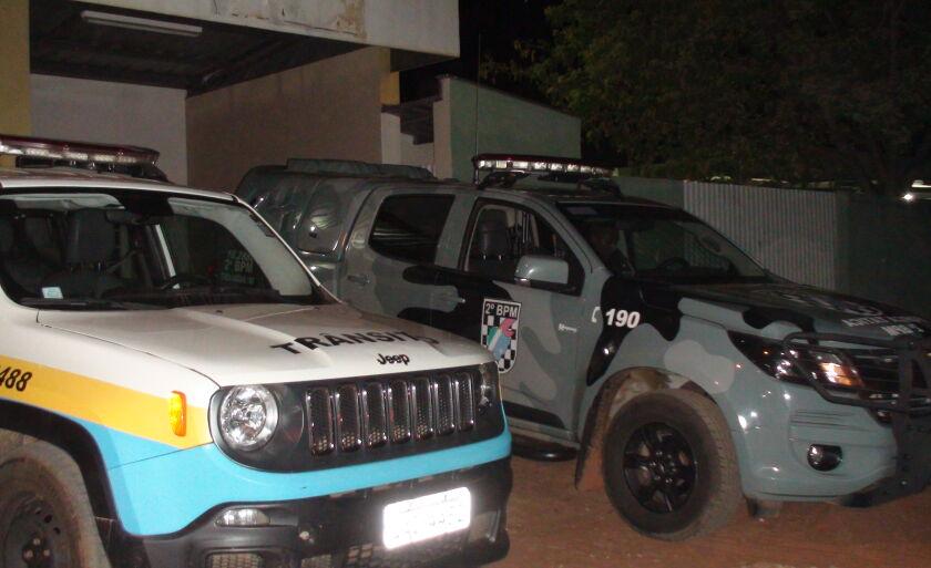 O monitoramento da PM foi ampliado ao longo do dia e da noite na área central de Três Lagoas