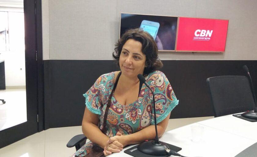 Fernanda Savicki é engenheira agrônoma e pesquisadora da Fundação Oswaldo Cruz (Fiocruz)
