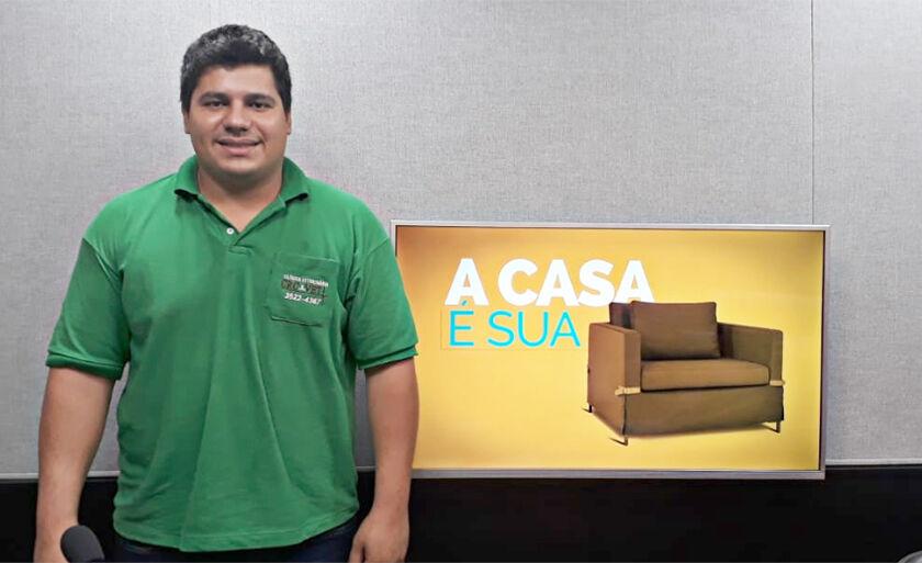 Marcos Sidraco - veterinário