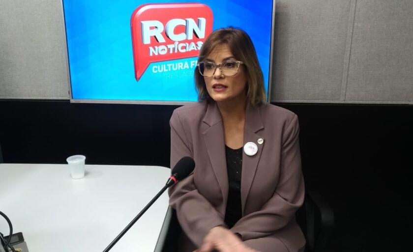 Simone reclamou de sua chapa não ter acesso a dados de advogados aptos a votar