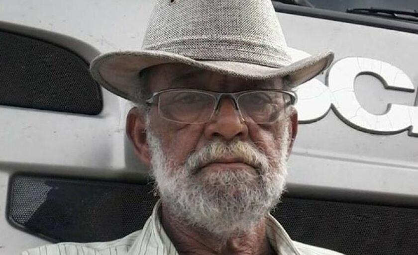 Nicolau era motorista e tinha 63 anos