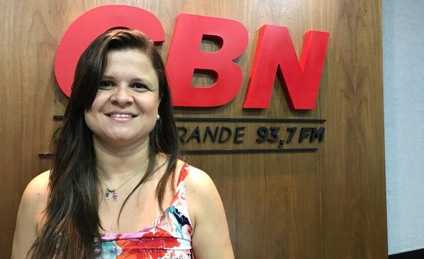 Secretária Adjunta de Cultura e Turismo da Sectur, Laura Miranda