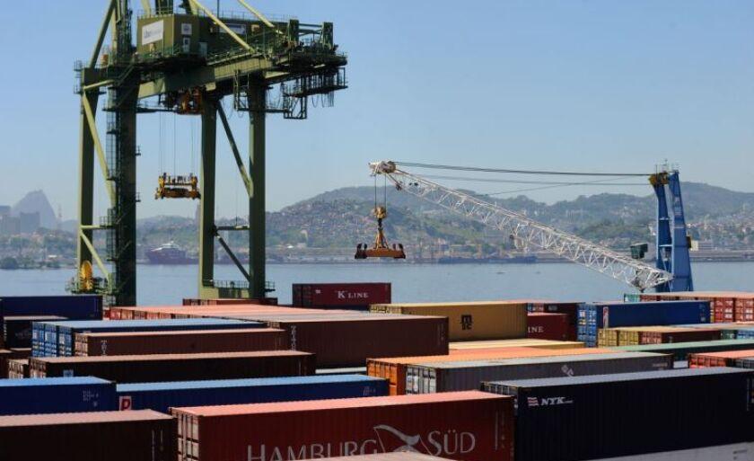 China e Argentina foram os destinos principais dos produtos
