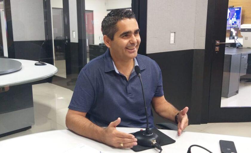 O deputado estadual falou sobre o apoio do bloco G6 à candidatura de Paulo Corrêa para a presidência da AL