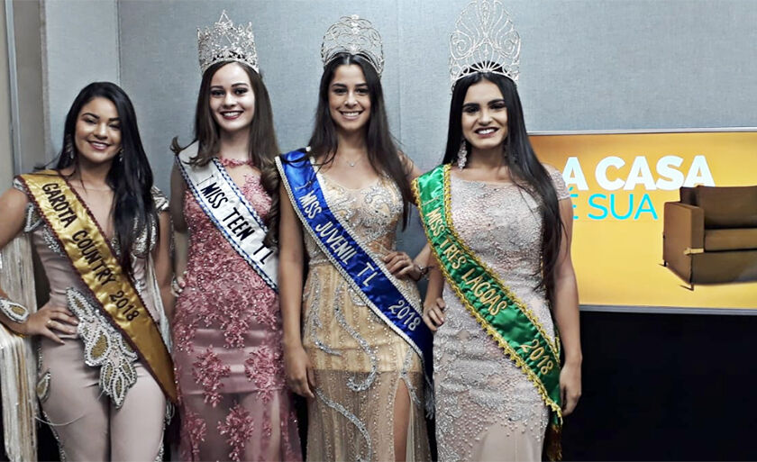 Misses de Três Lagoas 2018
