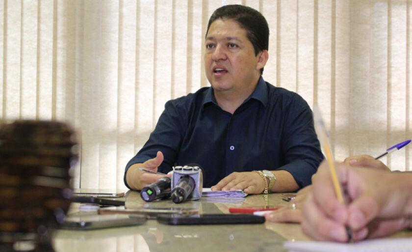 Secretário-adjunto de Fazenda, Cloves Silva estima que refis deve ser iniciado na próxima semana