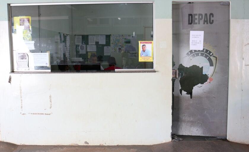 O caso foi registrado como furto na Delegacia de Pronto Atendimento Comunitário (Depac)