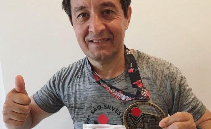 O empresário paranaibense, Gilmar Soares Góis, encerrou 2018 com superação e determinação