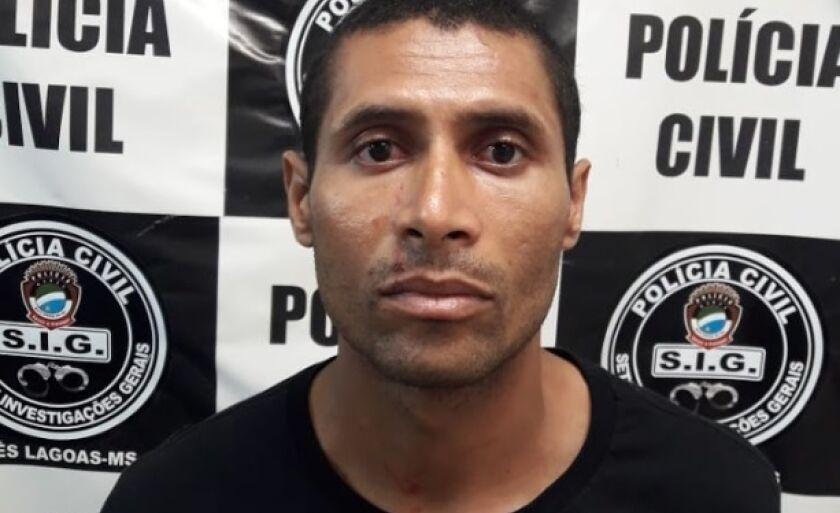 Thiago Firmino é suspeito de planejar o sequestro
