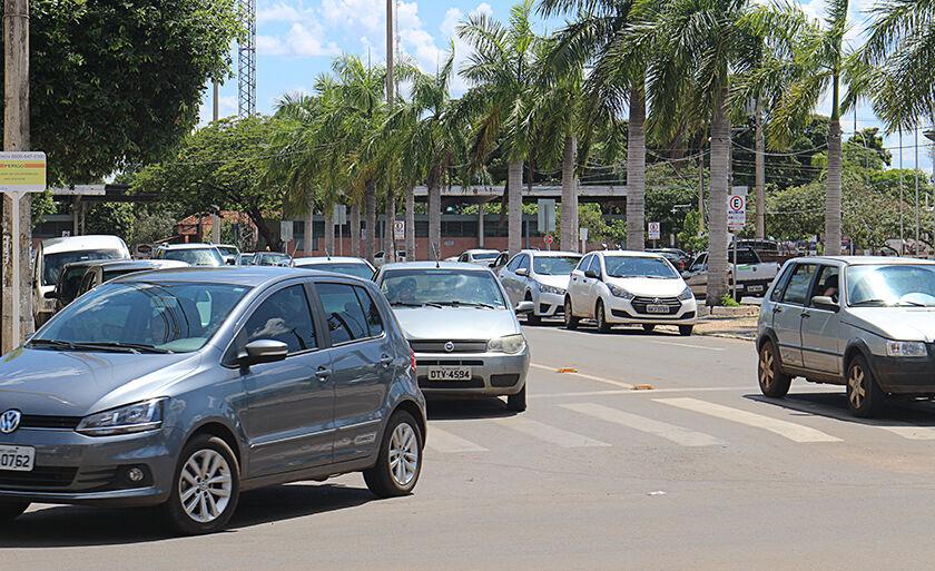 Frota de Três Lagoas cresceu 4,5% entre o ano passado e 2017