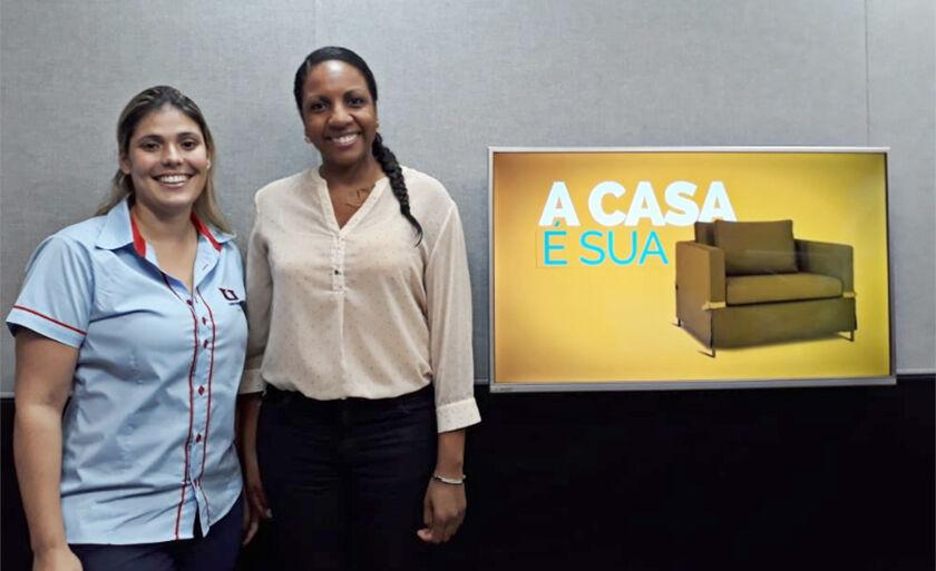 Larissa Nascimento e Glaucia Cristina – Unopar EAD