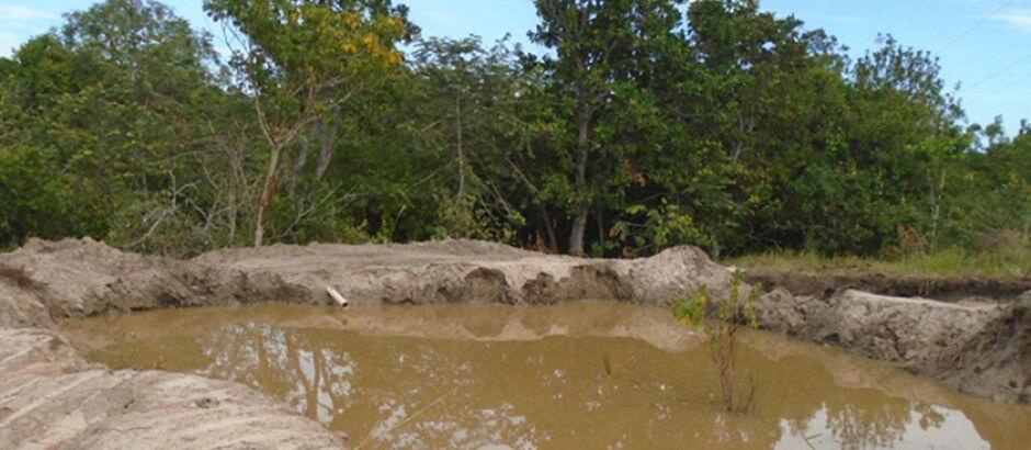 Fazendeiro é multado em R$ 12 mil por construir represa ilegalmente