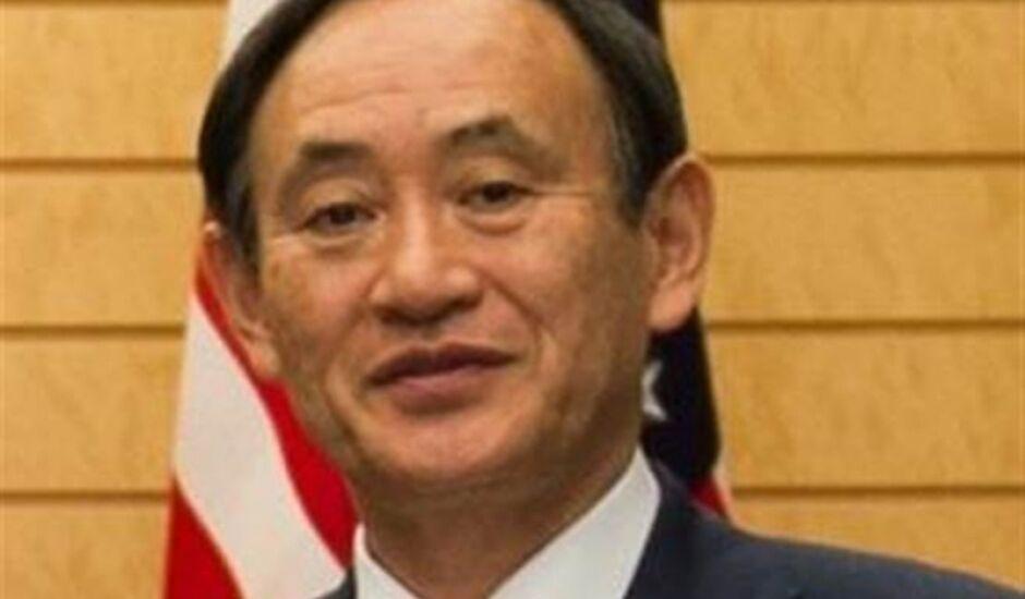 Porta-voz do governo do Japão, Yoshihide Suga
