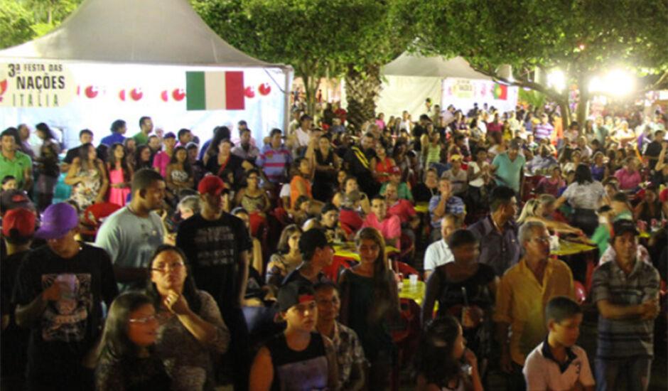 Festa acontecerá nesta sexta-feira (28) e sábado (29), na Praça Matriz