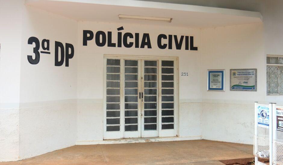 Caso deverá ser investigado pela 3ª Delegacia de Polícia Civil