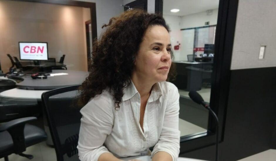Luciane já estreiou no último sábado, dia 15, com a presença dos arquitetos Diego Rezende e Patrícia Boaro