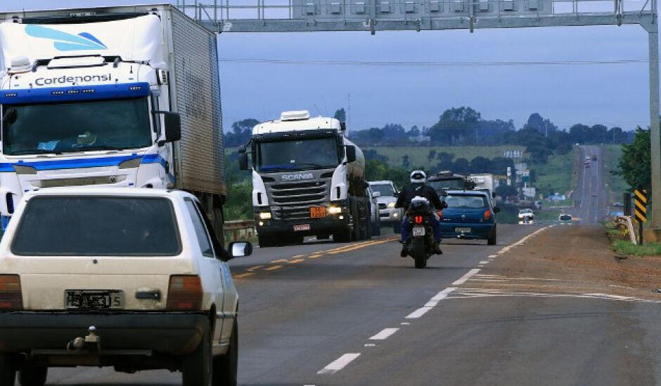 Previsão é que o fluxo de veículos aumente entre 20 e 40% em relação à média dos dias normais