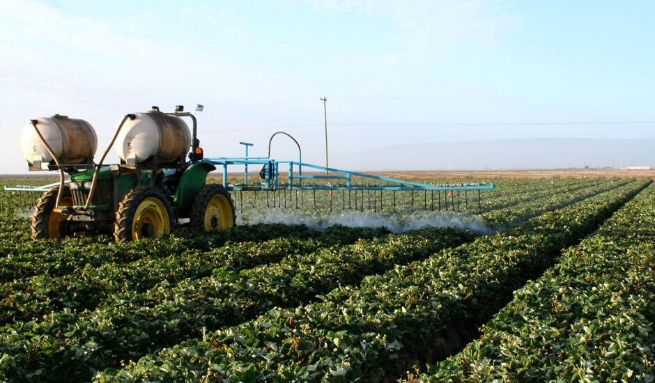 Os ativos representam algo em torno de 60% dos pesticidas utilizados no país
