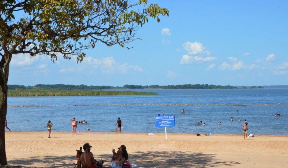 Balneário de Três Lagoas não abrirá no próximo domingo