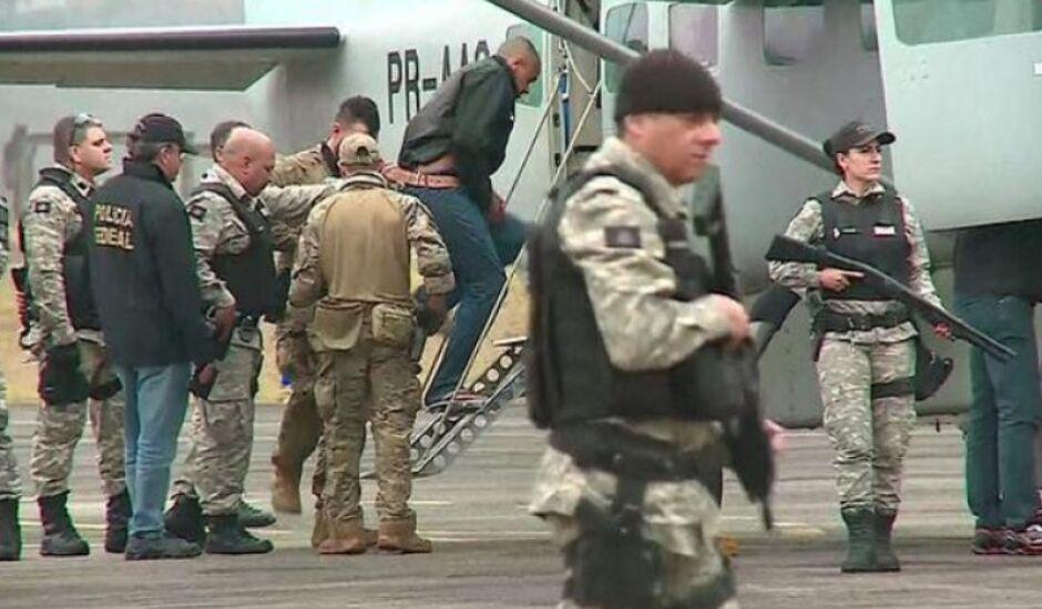 Adélio Bispo de Oliveira foi transferido para o Presídio Federal de Campo Grande após ataque
