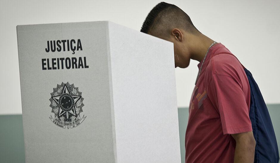 De acordo com o TSE, o balanço se refere aos locais de votação