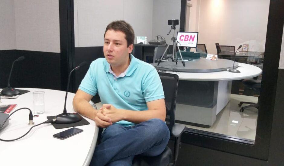João Henrique Catan, eleito pelo Partido da República (PR), com 11.010 votos