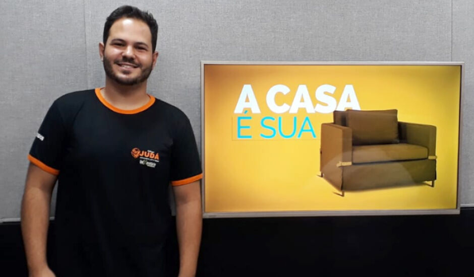 Osmar Barbosa – professor