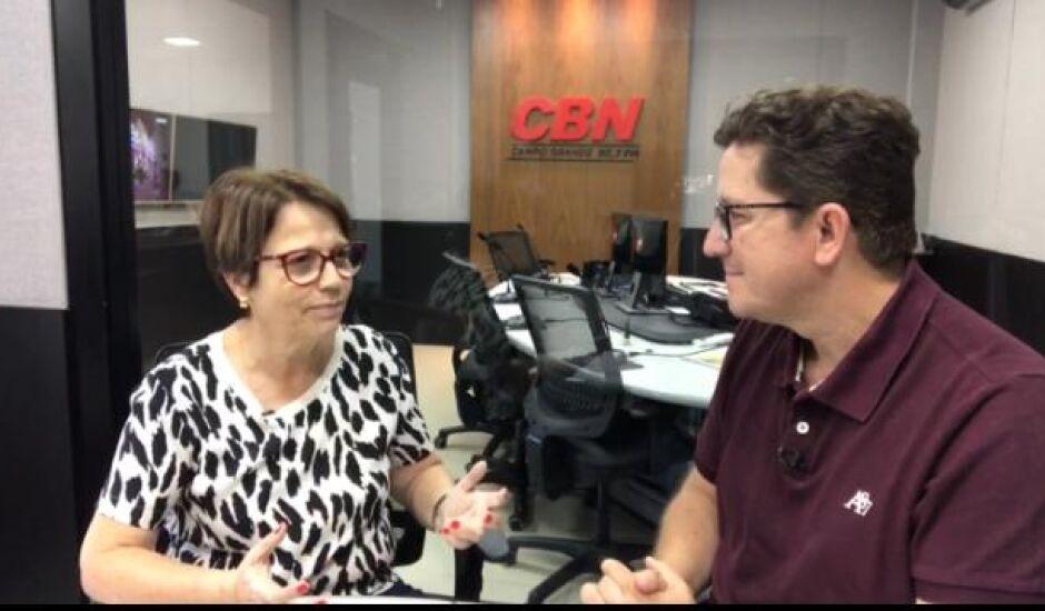 Tereza Cristina é deputada Federal pelo DEM de Mato Grosso do Sul e futura Ministra do governo Bolsonaro