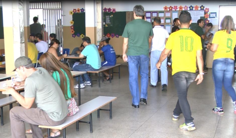 Mais de 20 mil eleitores têm até amanhã para justificar ausência nas urnas