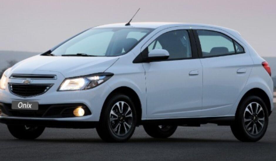 Carro da Chevrolet é o mais vendido de 2018, fora as saídas de dezembro