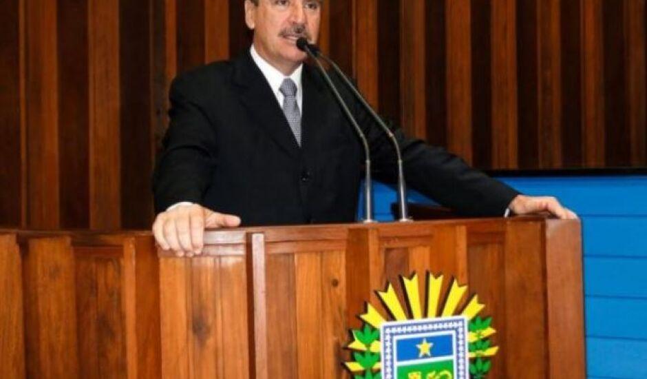 Paulo Corrêa é indicado pelo PSDB para disputar presidência da Assembleia