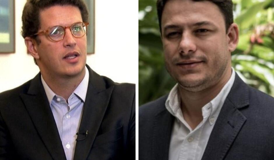 Ricardo Salles e André Baby acusados de fraudes ambientais