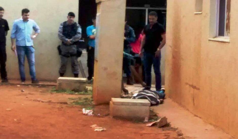 Morte foi registrada na tarde desta quarta-feira no bairro Novo Oeste em Três Lagoas