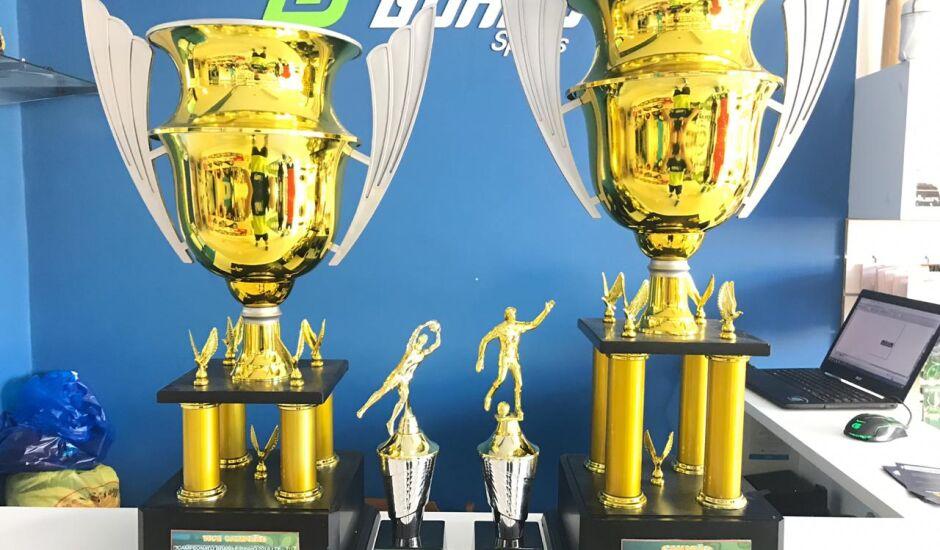 São Paulo leva o troféu do campeonato amador de Três Lagoas
