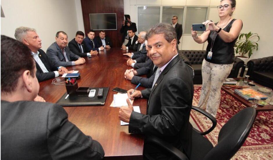 Nelsinho Trad migra para o mesmo partido dos irmãos Marcos Trad, prefeito de Campo Grande, e do deputado federal Fábio Trad