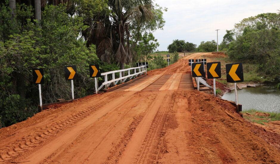 Prefeitura dará continuidade a reforma de pontes na zona rural