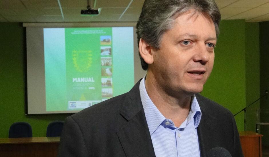 O secretário fala também sobre os planos de governo para o setor agropecuário