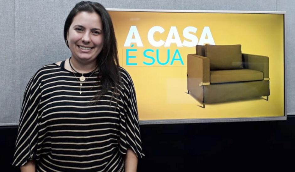 Cláudia Gabriela Lima Mancini – veterinária