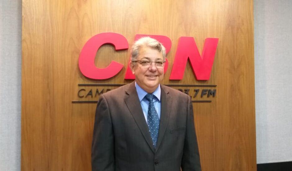 Evander Vendramini - Deputado Estadual