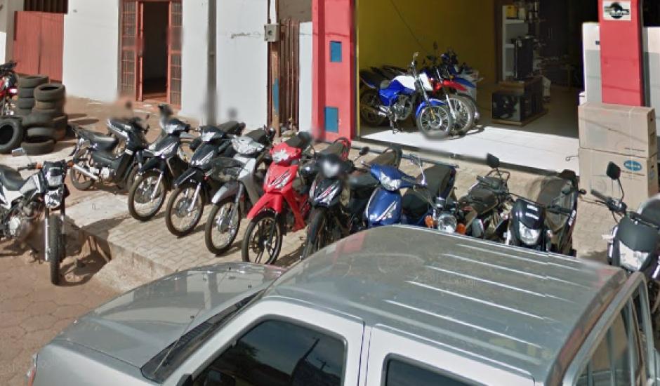 Grande quantidade de motos preocupa autoridades em Ponta Porã