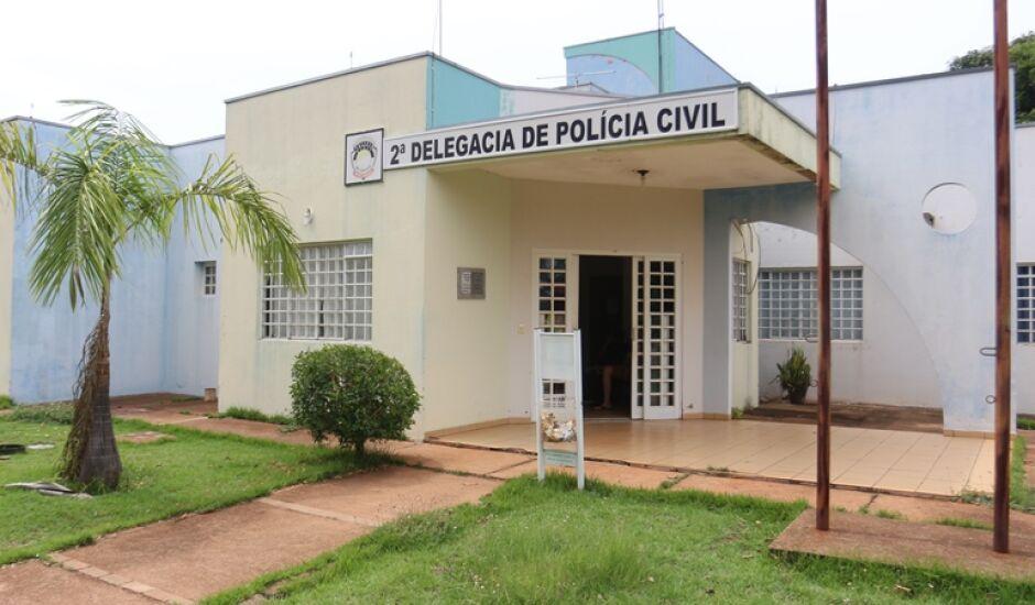 Caso foi encaminhado para a 2ª Delegacia da Polícia Civil.