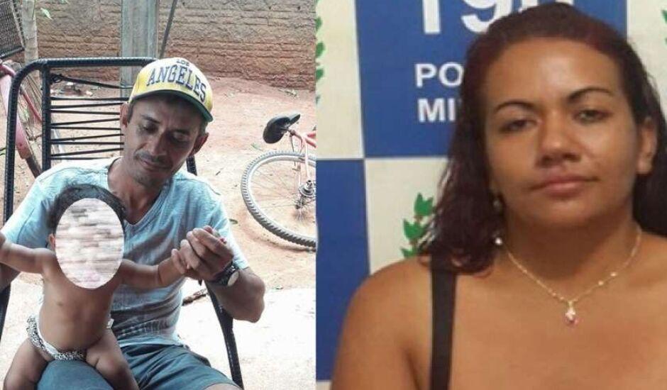 Em depoimento, Danielly disse que era agredida com frequência por Gilberto