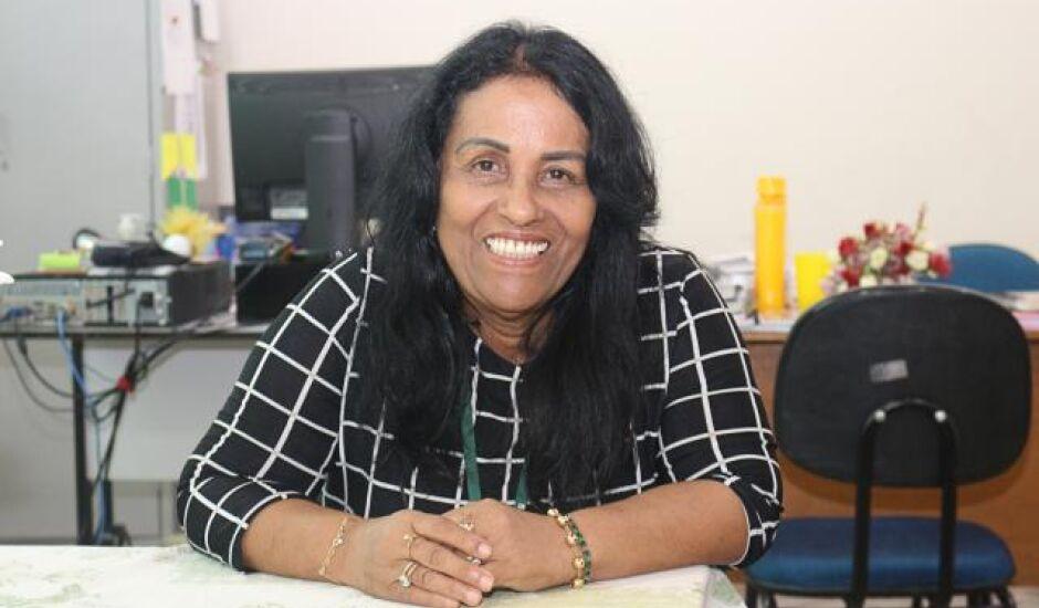 Marizeth Bazé é coordenadora regional de educação de MS.