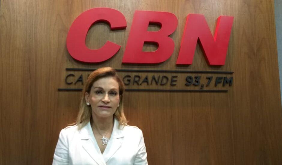 Maria Aparecida Arroyo - Médica Nefrologista fundadora e atual presidente da Abrec/MS