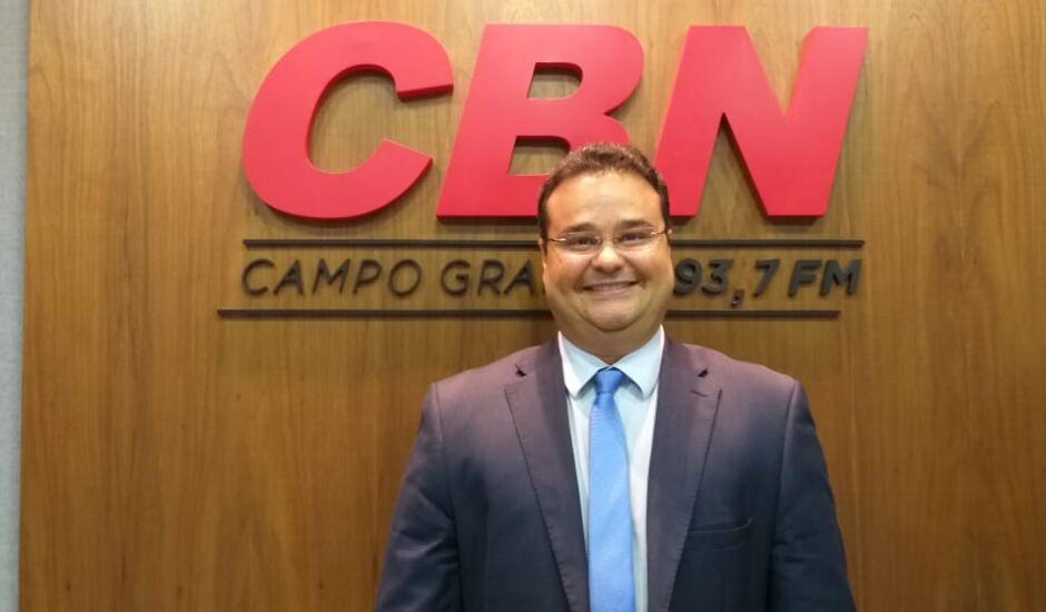 Deputado federal Fábio Trad, PSD.