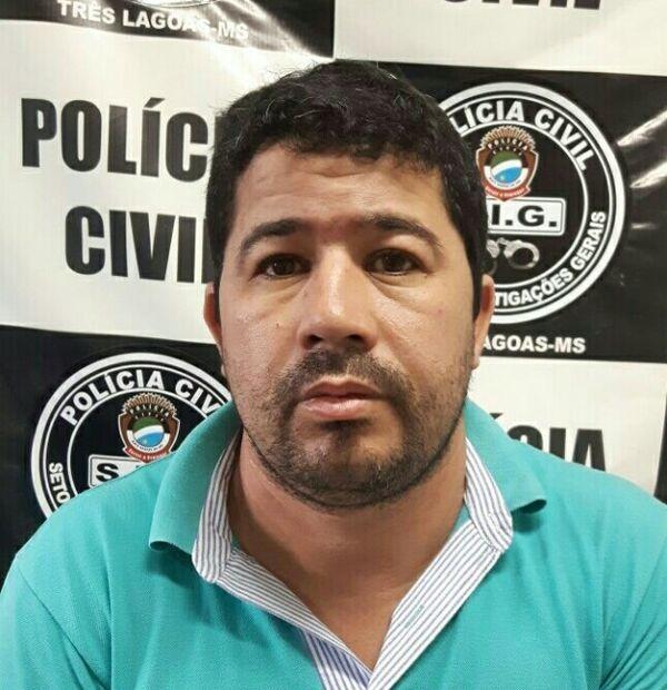 O homem foi preso pelos policiais do SIG