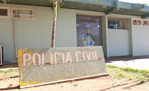 Caso foi registrado no Delegacia de Polícia Civil. Vítima pretende denunciar agressor na Delegacia da Mulher